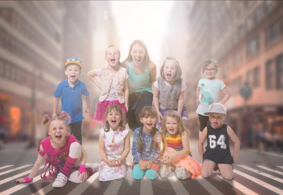 Kindertanz für 3 – 5 Jährige