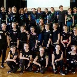 Schülertanzwettbewerb Kollnau 2017